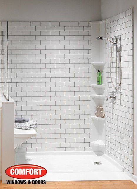 Comfort Bath Systems Offer The Same Trendy Designs You Ll See On