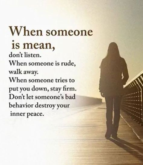 When someone is means...   #Quotes
