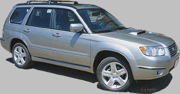 Subaru Subaru Forester Subaru Repair Manuals