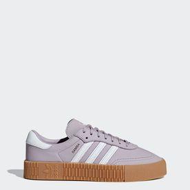 adidas Samba OG Shoes - Purple | adidas US
