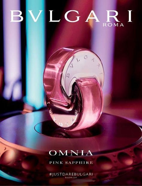 Bvlgari Presenta Su Nueva Fragancia Omnia Pink Sapphire Solo Atrevete A Ser Tu Misma A Atrevete Bvlgari Fragancia Misma Nueva Omnia Pink 2020