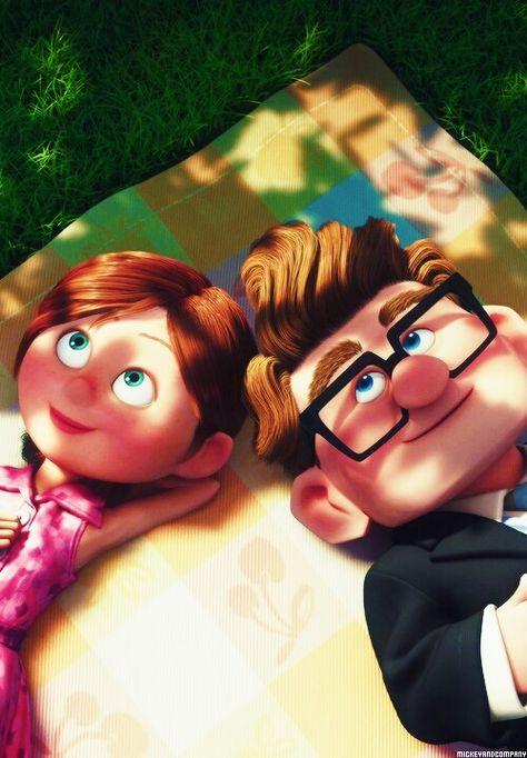 My favorite pixar couple