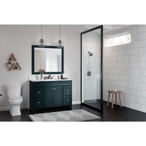 Diamond Freshfit Goslin 48 In Maritime Bathroom Vanity Cabinet At Lowes Com In 2020 Bathroom Vanity Vanity Bathroom Vanity Cabinets