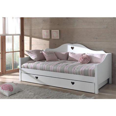 Tagesbett Aldridge In 2020 Mit Bildern Tagesbett Bett Holz