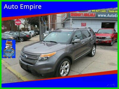 Ebay Advertisement 2011 Ford Explorer Limited Awd 4dr Suv 2011 Limited Awd 4dr Suv Used 3 5l V6 24v Automatic 4wd Su Ford Explorer Limited Ford Explorer 2011 Ford Explorer