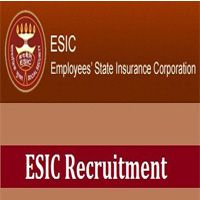 Esic Recruitment 2019 Various Udc Posts Apply Online