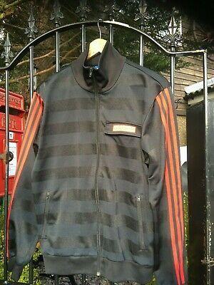 60s Style French Chalk Blue Cotton Twill Chore Work Jacket S M L XL 2XL