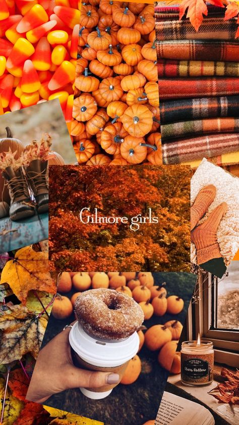Gilmore girls fall vibe background pic