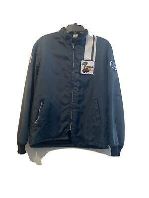 Vintage Ford Mustang Cobra Shelby Racing Jacket 80s 70s Ford Mustang Cobra Racing Jacket Jackets