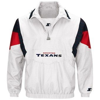 detailed look ef4e7 2a2af Men's Houston Texans Starter White Thursday Night Lights ...