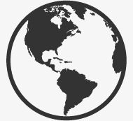 22++ Earth clipart black and white simple info
