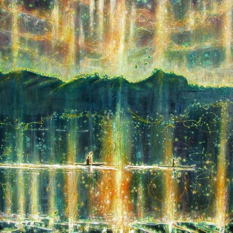Saatchi Art Artist Kate Williamson Acrylic 2015 Painting