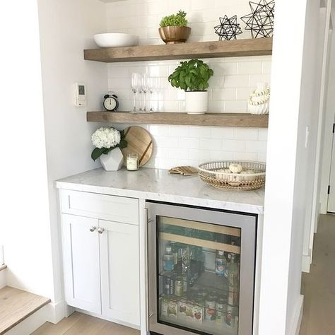 Arrange your shelves in a good way - DIY Discovers