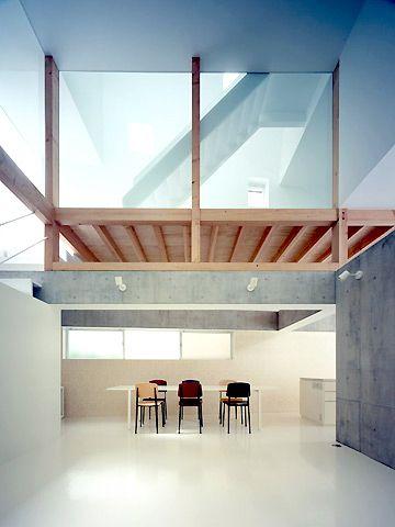 A O K I J U N G House インテリアアーキテクチャ 現代日本建築