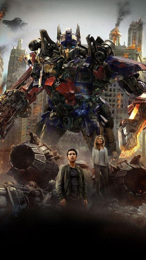 Transformers: Dark of the Moon (2011) Phone Wallpaper   Moviemania