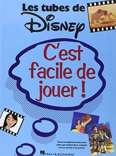 C Est Facile De Jouer Les Tubes De Disney Piano Facile D Https Www Amazon Fr Dp 0634060376 Ref Cm Sw R Pi Dp U X A654dbt5mapb Telechargement Piano Disney