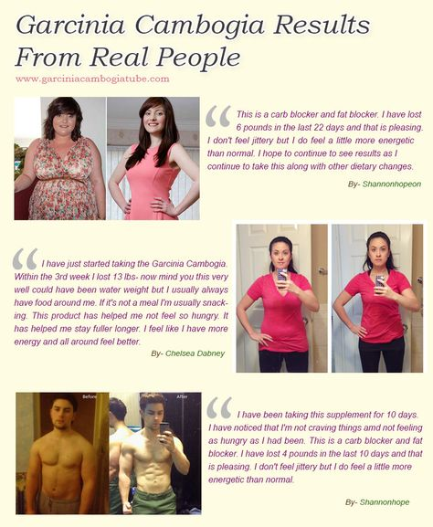 List Of Pinterest Garcinia Cambogia Results Real People Pictures