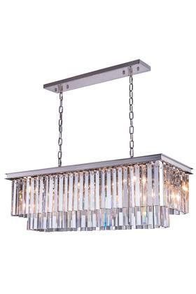 Elegant Lighting 1202d40pnrc 1 702 00 Polished Nickel Crystal