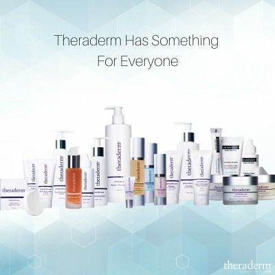 What Makes A Skin Care Line Medical Grade Skin Care Clinic Theraderm Skin Care