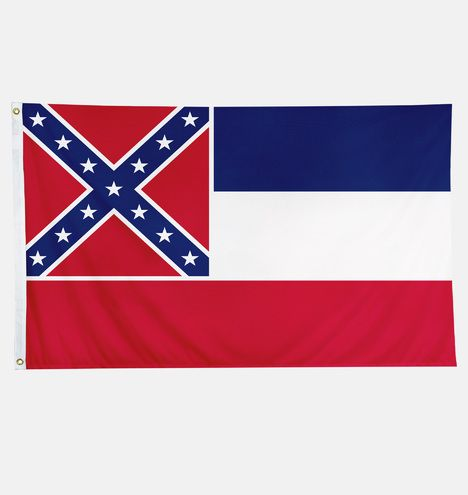3 X 5 Mississippi State Flag Rejuvenation In 2020 Mississippi Flag Dinner Recipes Healthy Dinner