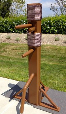 Wing chun wooden dummy diy sweepstakes
