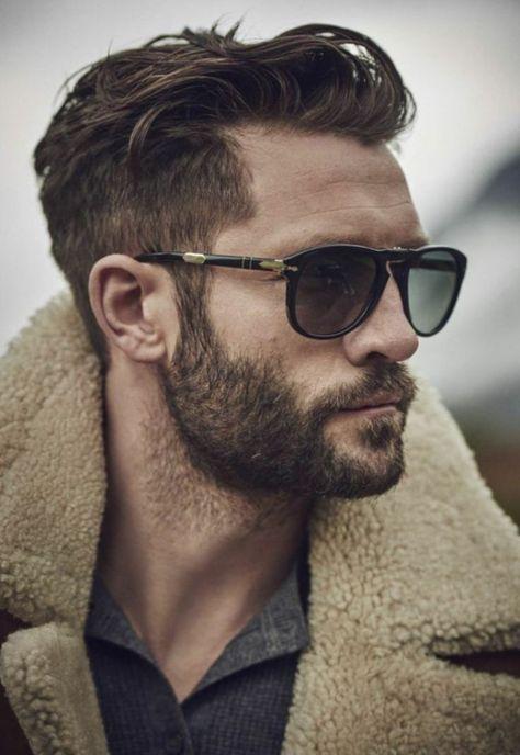 cherche modele homme coiffure)