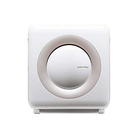 Coway Ap 1512hh Mighty Air Purifier With True Hepa And Eco Mode In White Air Purifier Hepa Air Purifier Purifier