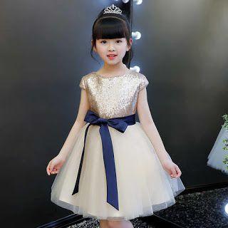 فساتين سواريه اطفال تفصيلات فساتين سواريه بناتي جديدة 2021 Kids Designer Dresses Flower Girl Dresses Baby Girl Patterns