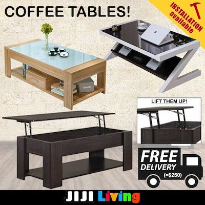 Jiji Coffee Tables Furniture Storage Bookshelves Organizer Lift Up Coffee Table Coffee Table Lift Up Coffee Table Table