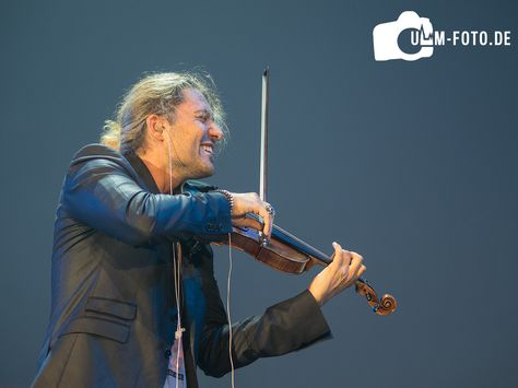 David Garrett in Schwendi - Germany