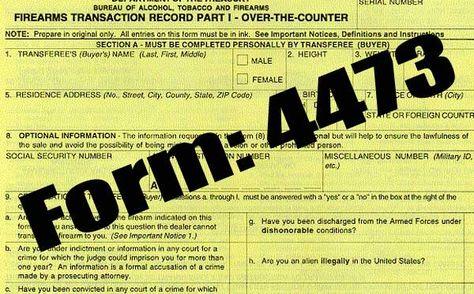 Obama Administration Forcing New Gun Buyers to Declare Race - social security administration form