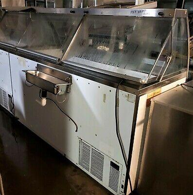 Global Refrigeration Ice Cream Cabinet Ckdc67v Br In 2020 Cream Cabinets Refrigerator Ice Cream