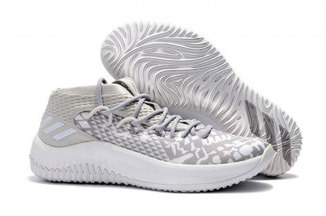 2019 的 New adidas Dame 4 Start to Finish For Sale - ishoesdesign ... f22d07d88