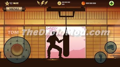 Download Shadow Fight 2 Special Edition V1 0 7 Mega Mod Apk Level 52 Unlimited Gems Coins Energy Shadow New Shadow Fight