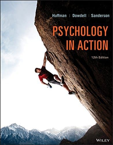 Psychology In Action 12th Edition Ebook Cst Psychology Textbook Psychology Psychology Experiments