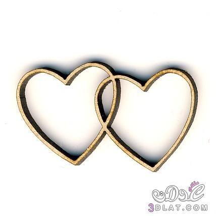 صور قلوب جاهزة للتصميم صور قلوب للتصميم Heart Ring
