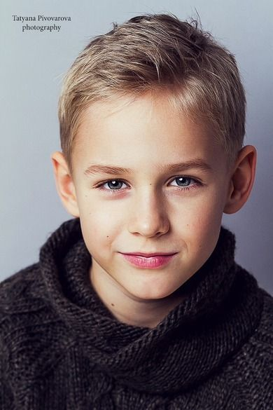cute boy -  - #HairstyleCuteRoundFaces