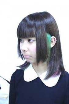 姫インナーカラー(5515) VALTEIN(バルテイン)[神奈川県/大和] の髪型・ヘアスタイルカタログ情報ならビューティーパーク