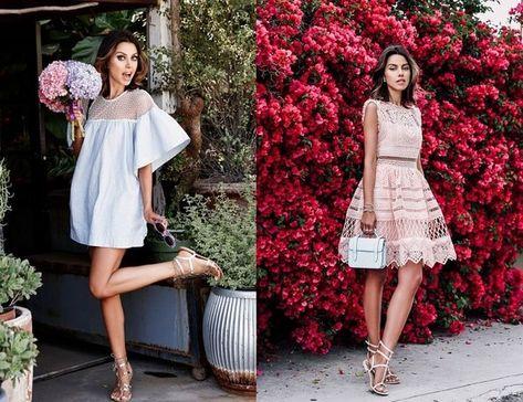 f17089690df962 Модные платья лето 2018-2019 года: лучшие фасоны летних платьев, новинки,  тенденции, фото