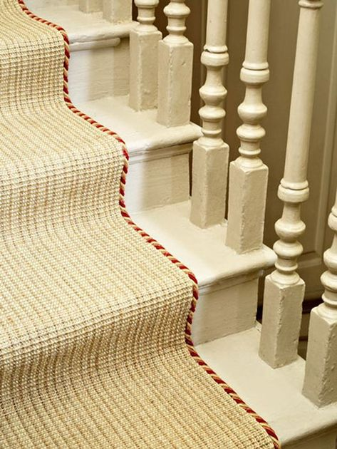 Rope Edging Easy Bind Carpet To New House