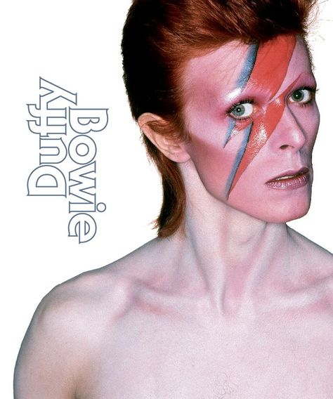 Duffy Bowie David Bowie Costume David Bowie Makeup David Bowie Ziggy Stardust
