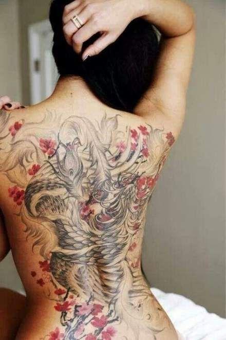 Tattoo Back Phoenix Beautiful 47 Ideas Asianphoenixtattoo Beautiful Ideas Phoenix Tat I 2020 Tatuering