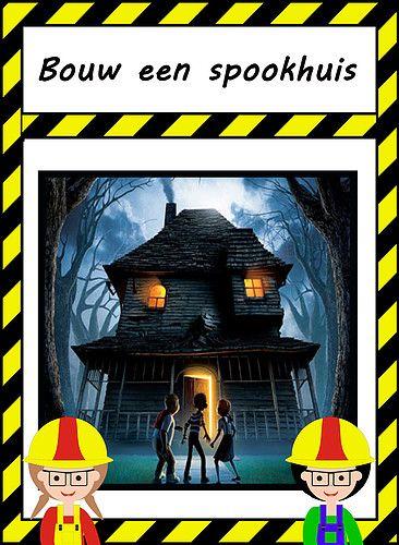 Halloween Bouwplaten.De Bouwhoek Bouwchallenge Bouwplaten Halloween Movie