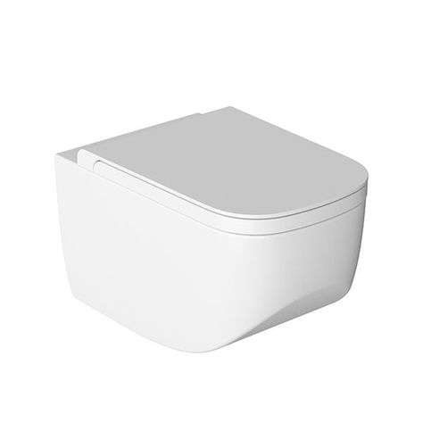 Arredo Bagni E Sanitari.Y1f1 Next Vaso Sospeso Rimless Pure Rim Produzione Sanitari Di