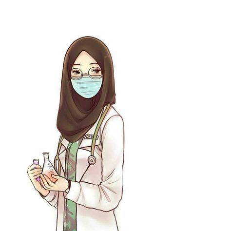660 Ide Cartoon Muslimah Kartun Kartun Hijab Animasi