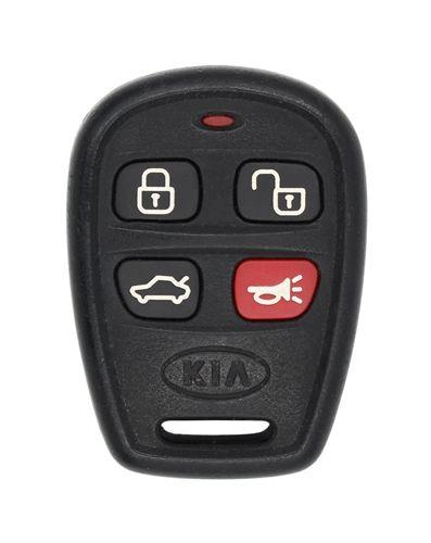 Kiaspectra 2003 2006 Keyless Entry Remote Car Key Fob Fcc Id Oka 630t 4 Button In 2020 Keyless Entry Car Key Fob Replacement Car Key Fob
