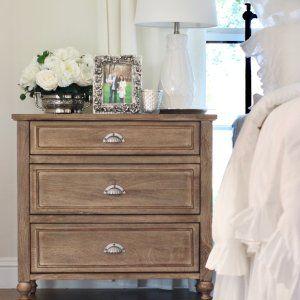 Astoria 32 Nightstand In 2021 Nightstand Three Drawer Dresser Dresser As Nightstand 32 inch tall nightstands