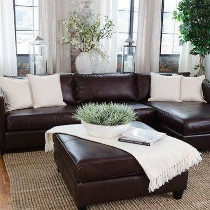 Home Decor Ideas Official Youtube Channel S Pinterest Acount Slide Home Video Home Desig In 2020 Brown Couch Living Room Brown Living Room Living Room Rug Placement