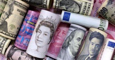 عملات ارتفعت أسعار العملات اليوم الخميس 10 9 2020 أمام الجنيه المصرى مقارنة بختام تعاملات أمس الأربعاء وأبرز الارتفاع Dollar New Taiwan Dollar Bank Of Japan