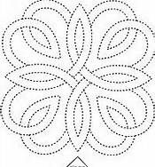 A passion for applique celtic applique handarbeit pinterest free hand quilting templates bing images maxwellsz